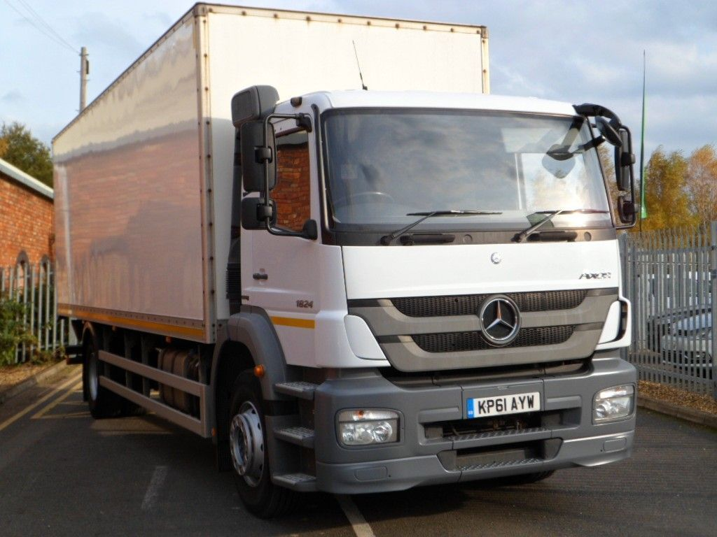 Mercedes-Benz Atego Unlisted