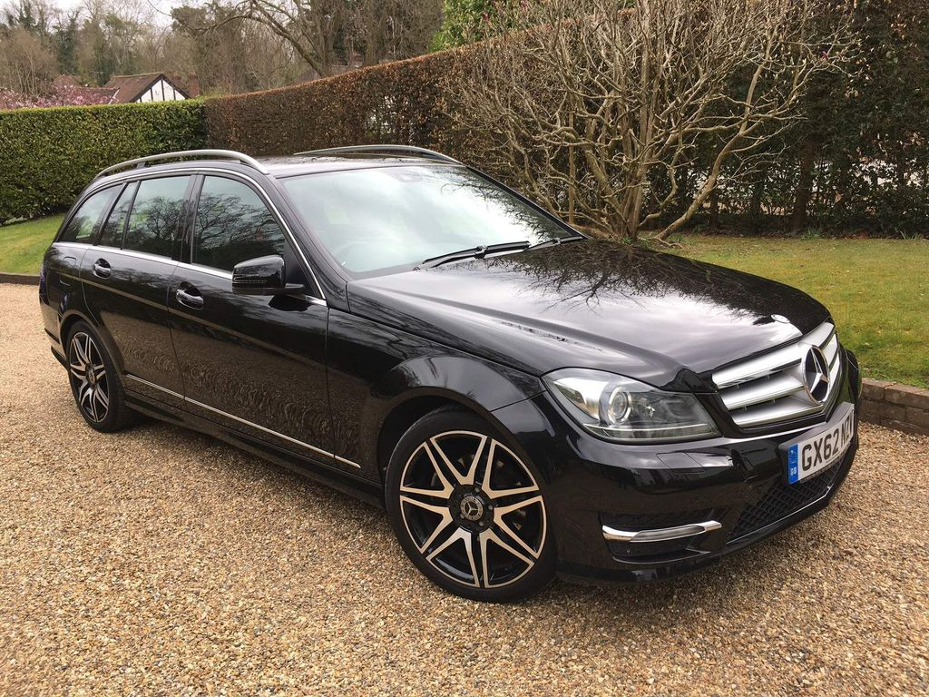 Mercedes-Benz C Class Estate 2.1 C200 CDI AMG Sport Plus 7G-Tronic Plus 5dr