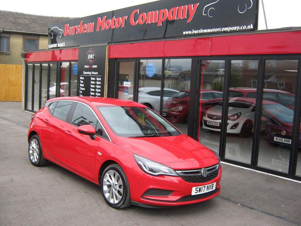 Vauxhall Astra Hatchback 1.4i Energy 5dr