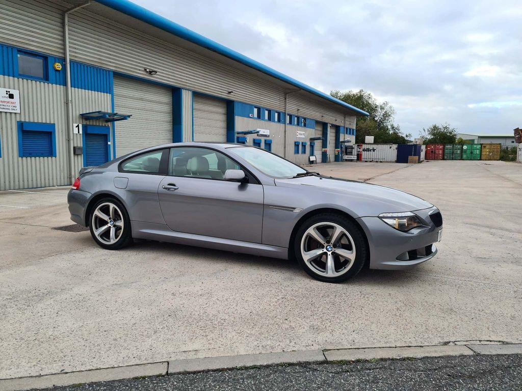 BMW 6 Series Coupe 3.0 635d Sport 2dr