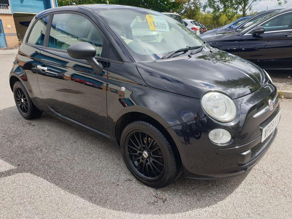 Fiat 500 Hatchback 1.3 MultiJet Pop 3dr