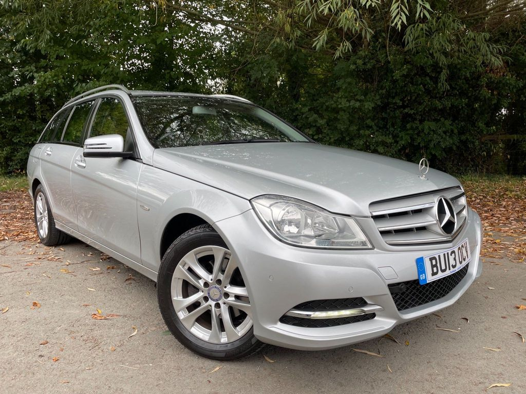 Mercedes-Benz C Class Estate 1.6 C180 SE (Executive) 5dr