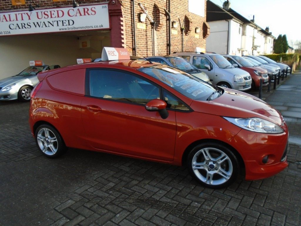Ford Fiesta Unlisted 1.6 TDCI Sport Panel Van 3dr