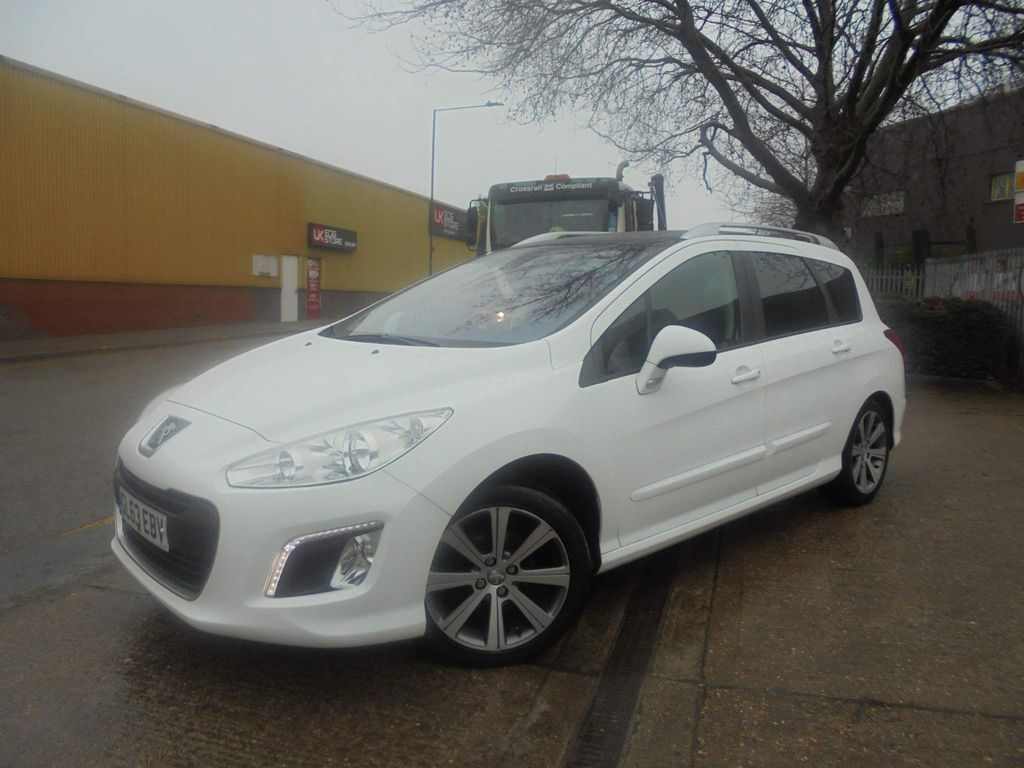 Peugeot 308 SW Estate 1.6 e-HDi Active (s/s) 5dr (Nav)