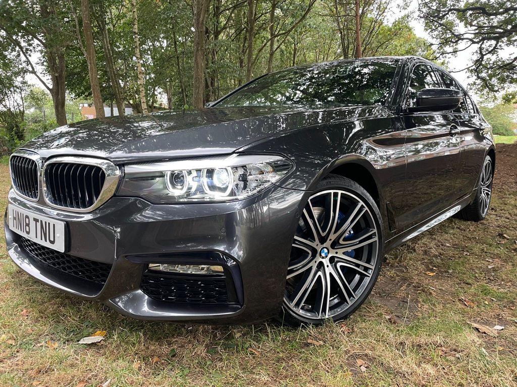 BMW 5 Series Saloon 3.0 540i GPF M Sport Auto xDrive (s/s) 4dr