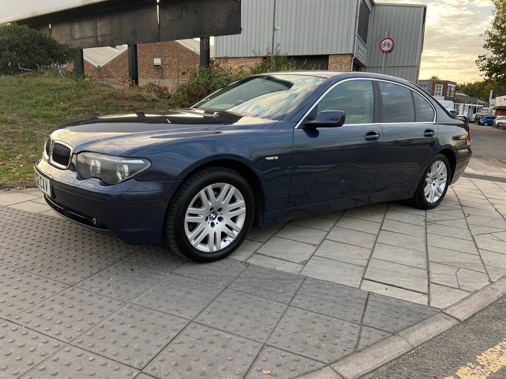 BMW 7 Series Saloon 3.6 735i 4dr