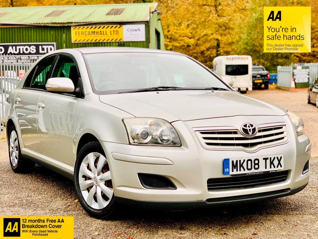 Toyota Avensis Hatchback 1.8 VVT-i Colour Collection 5dr