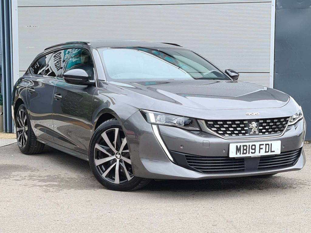 Peugeot 508 SW Estate 1.5 BlueHDi GT Line EAT (s/s) 5dr