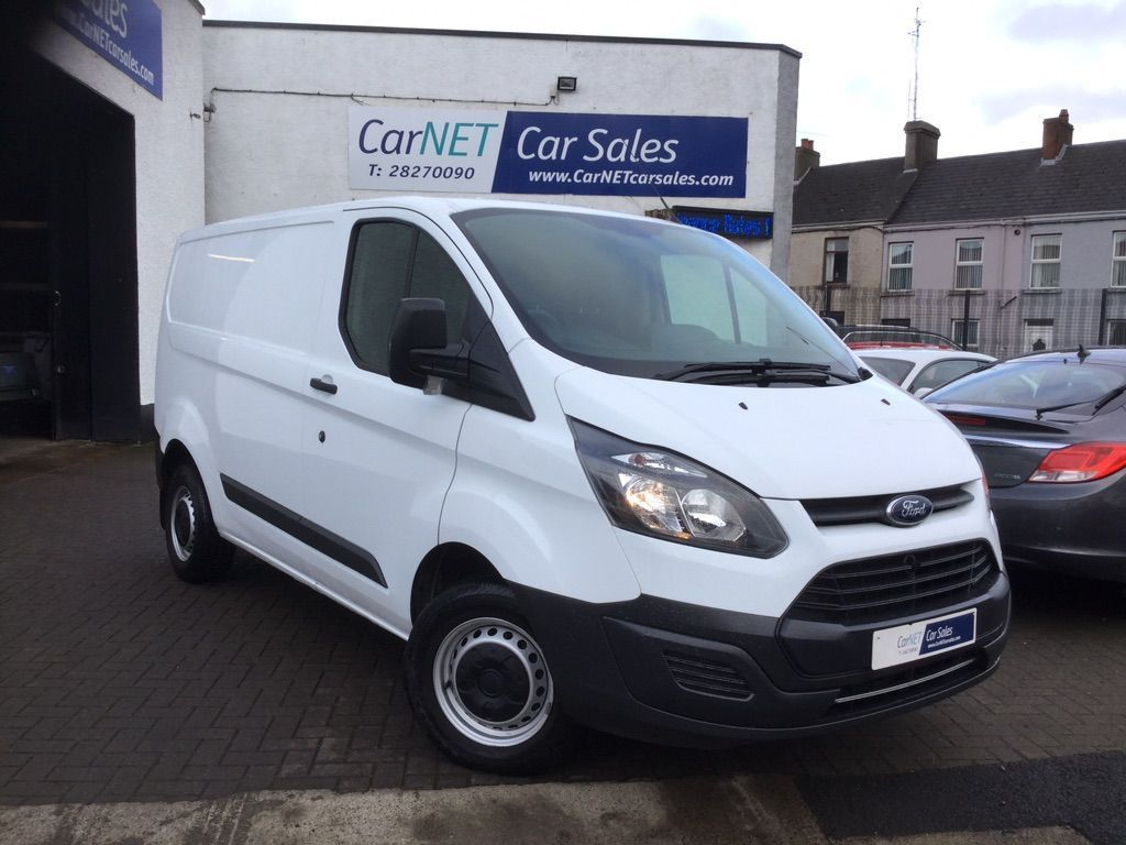 Ford Transit Custom Panel Van 2.0 TDCi 250 L1 H1 5dr