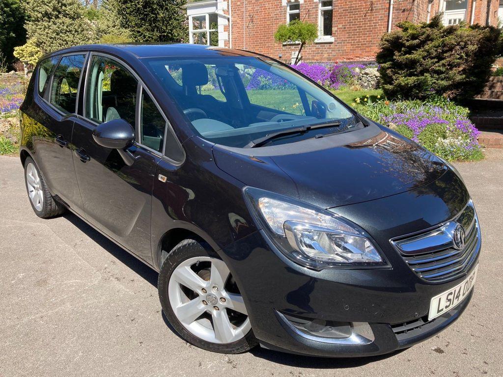 Vauxhall Meriva MPV 1.4 i 16v Tech Line 5dr