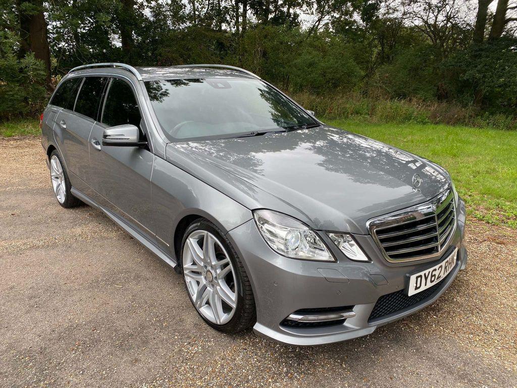 Mercedes-Benz E Class Estate 3.0 E350 CDI BlueEFFICIENCY Sport 7G-Tronic Plus (s/s) 5dr