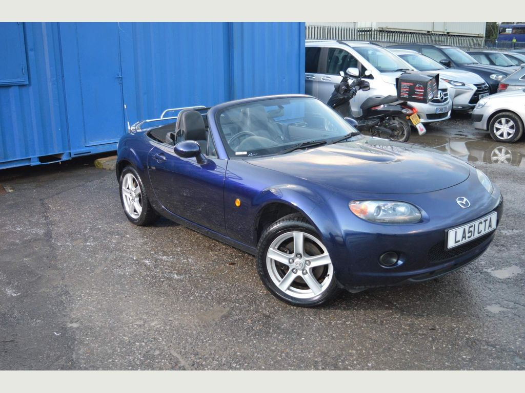 Mazda MX-5 Convertible 1.8i 2dr