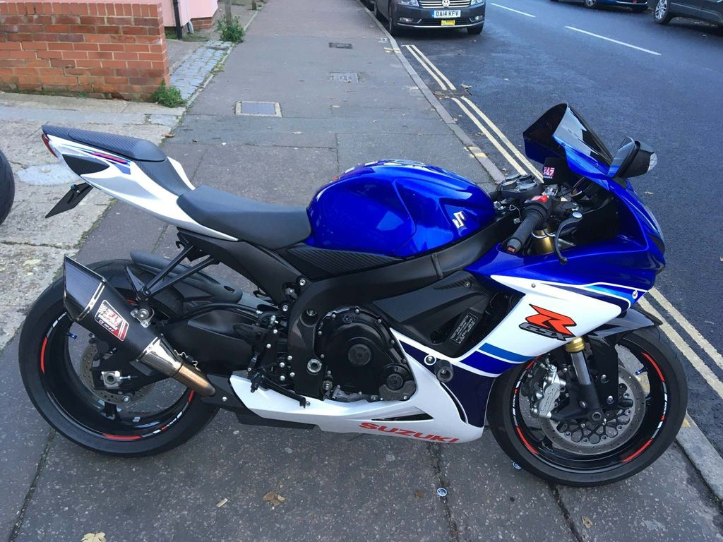 Suzuki GSXR750 Super Sports 750 30th Anniversary Super Sports
