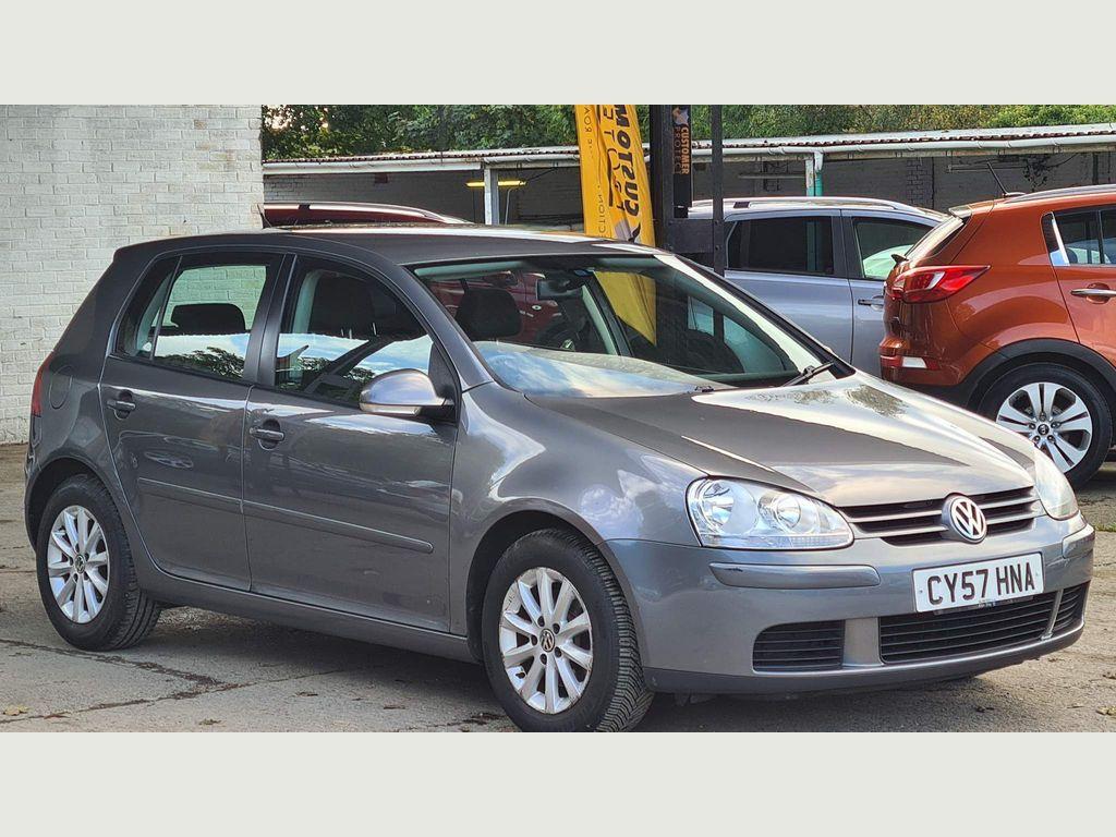 Volkswagen Golf Hatchback 1.9 TDI Match DSG 5dr