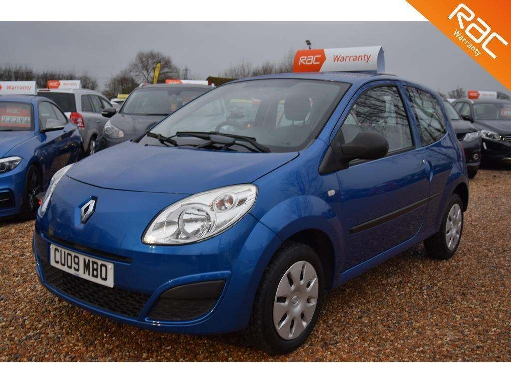 Used Renault Twingo Hatchback 1 2 Freeway 3dr In Hook Hants A30