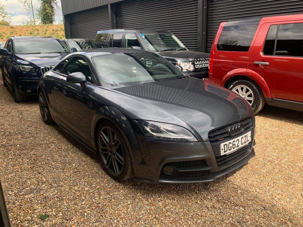 Audi TT Coupe 2.0 TD Black Edition S Tronic 2dr