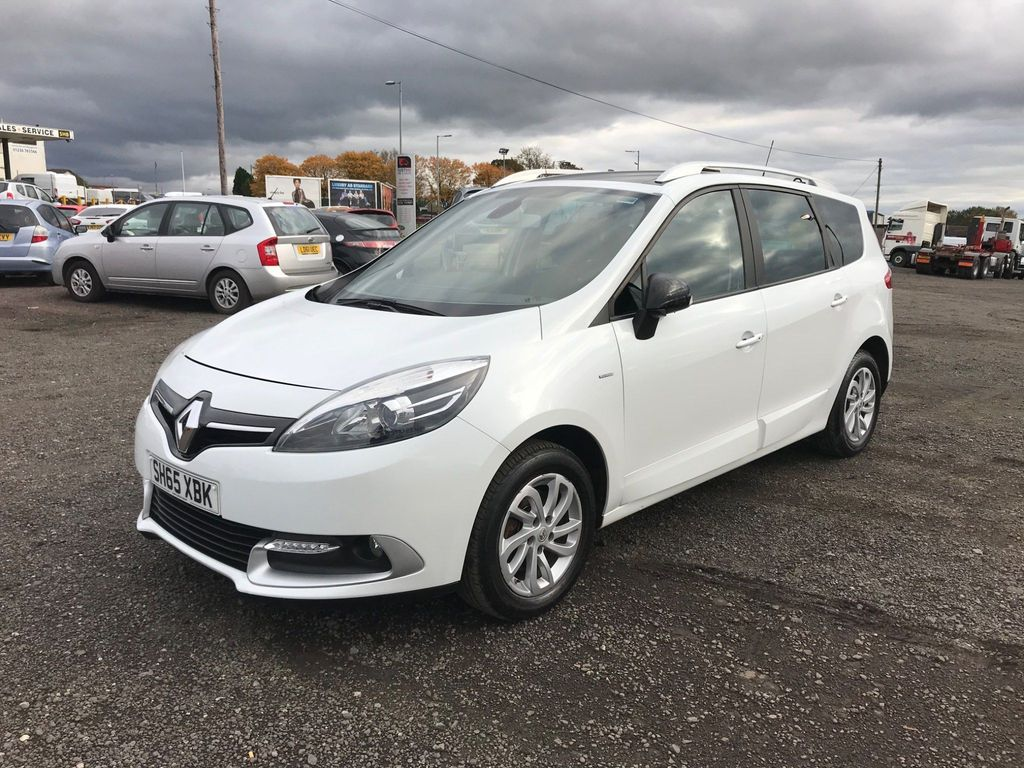 Renault Scenic MPV 1.5 dCi ENERGY Limited Nav (s/s) 5dr