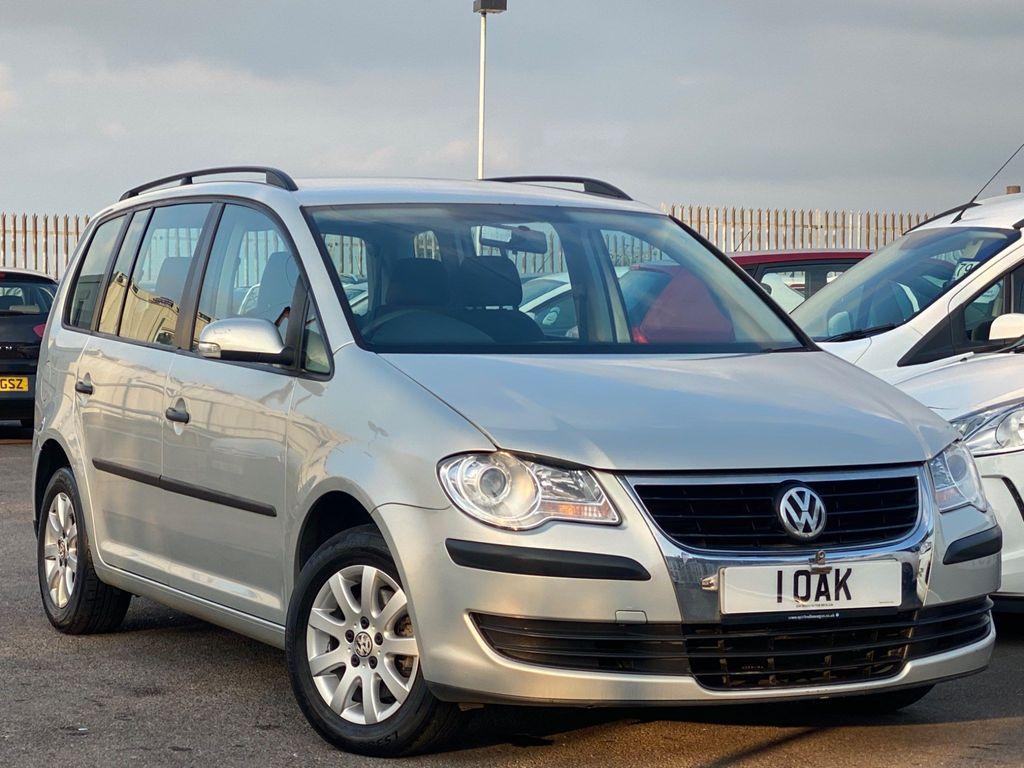 Volkswagen Touran MPV 1.6 S 5dr (7 Seats)