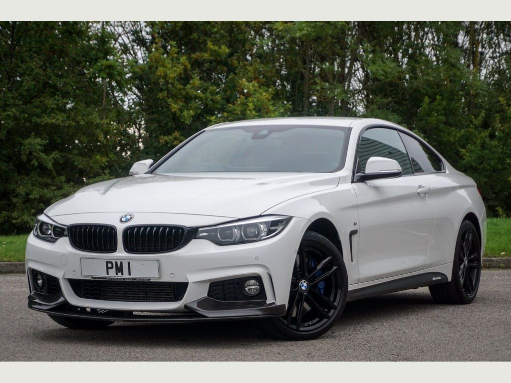 BMW 4 Series Coupe 3.0 435d M Sport Auto xDrive (s/s) 2dr