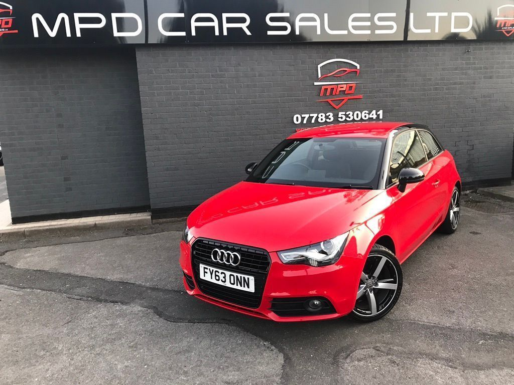 AUDI A1 Hatchback 1.4 TFSI Amplified Edition S Tronic 3dr