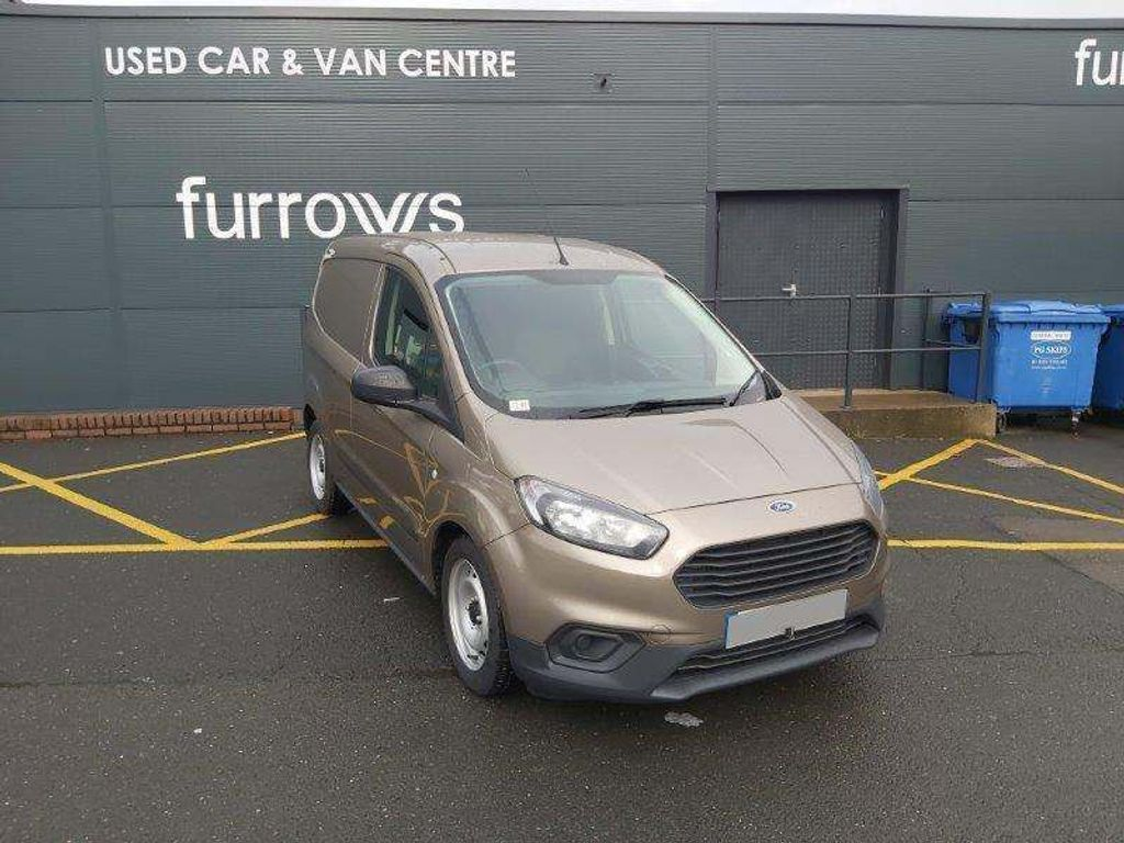 FORD TRANSIT COURIER Panel Van 1.0 ECOBOOST 100PS PETROL 15 MILES ONLY