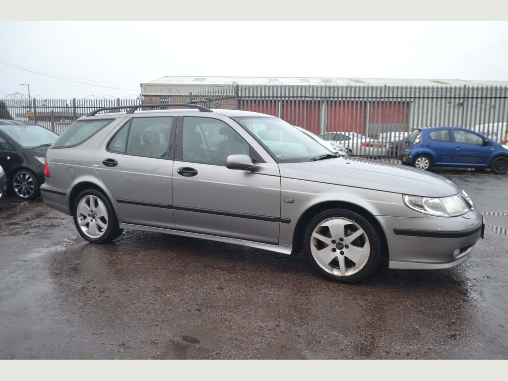 SAAB 9-5 Estate 2.2 TiD Linear Sport 5dr
