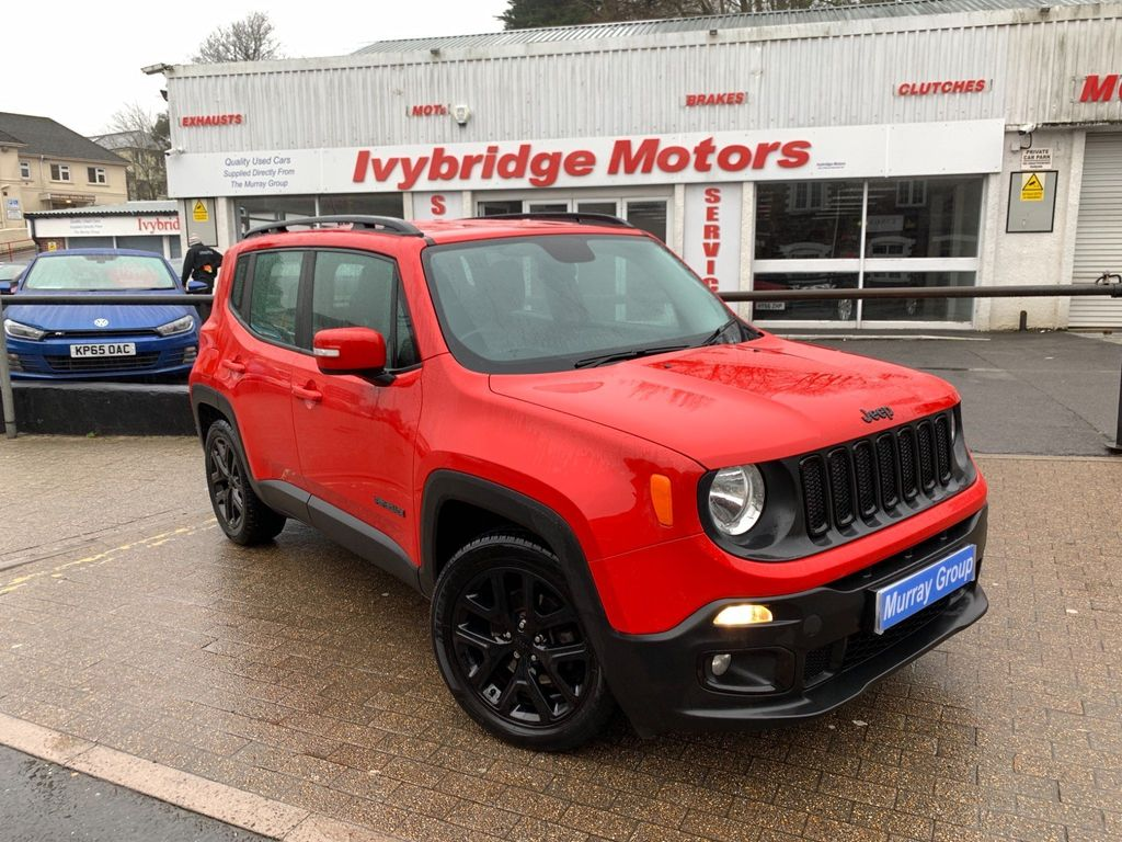 Jeep Renegade SUV 1.6 E-TorQ Dawn of Justice (s/s) 5dr
