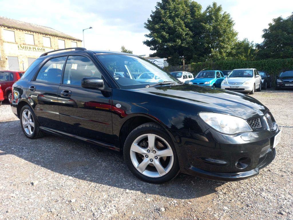 Subaru Impreza Hatchback 2.0 R Sport 5dr