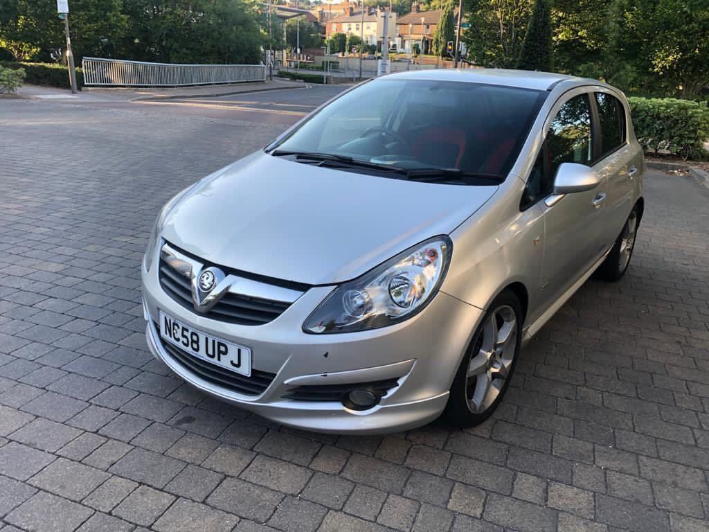 Vauxhall Corsa Hatchback 1.7 CDTi SRi 5dr