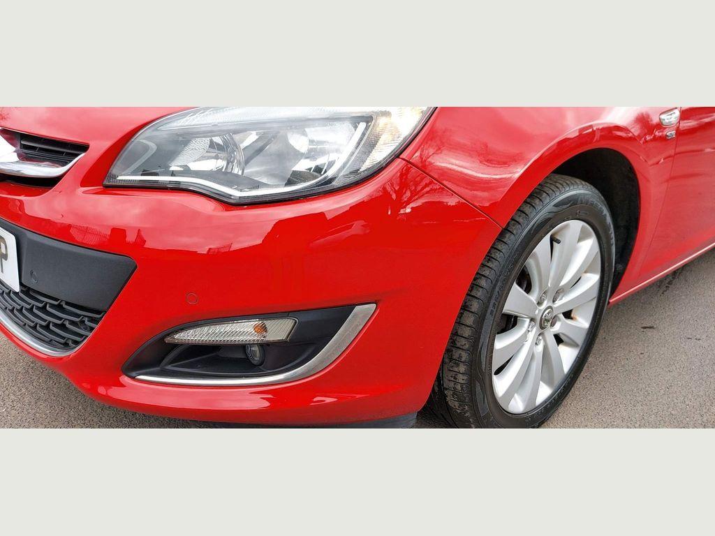 Vauxhall Astra Estate 2.0 CDTi SE Sports Tourer 5dr