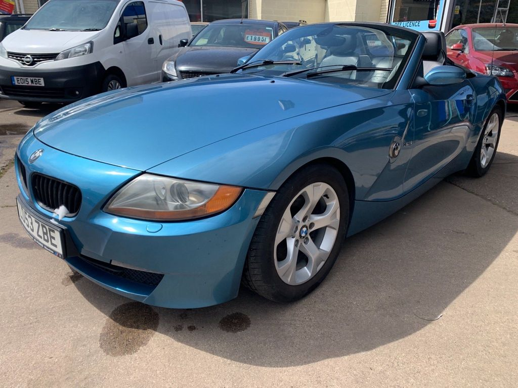 BMW Z4 Convertible 3.0i Auto 2dr