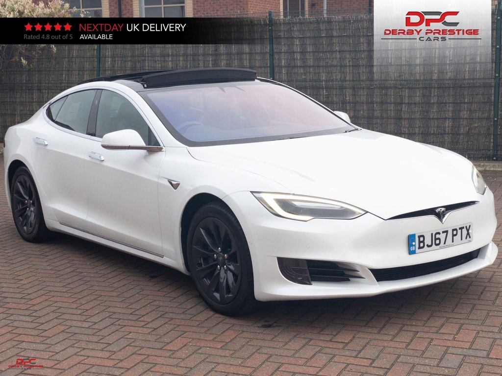 Tesla Model S Saloon 75 Auto 5dr