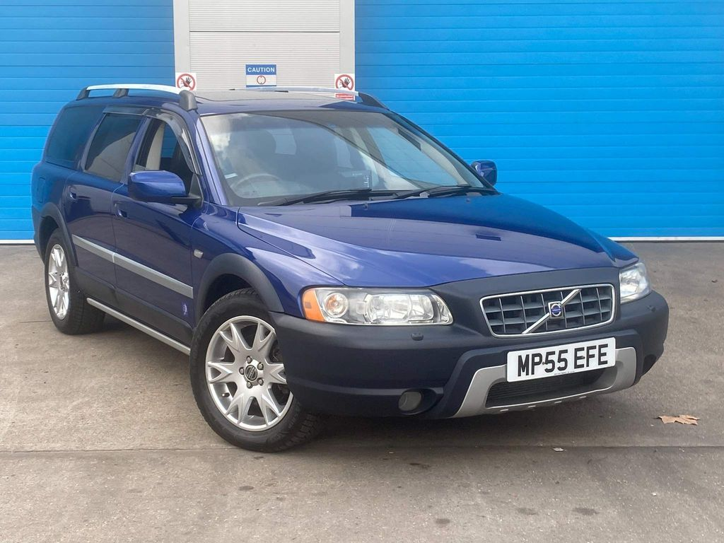 Volvo XC70 Estate 2.5 T SE Volvo Ocean Race Geartronic AWD 5dr