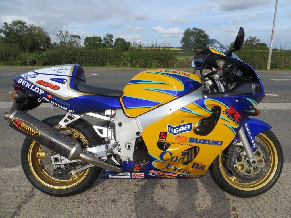 Suzuki GSXR600 Super Sports 600