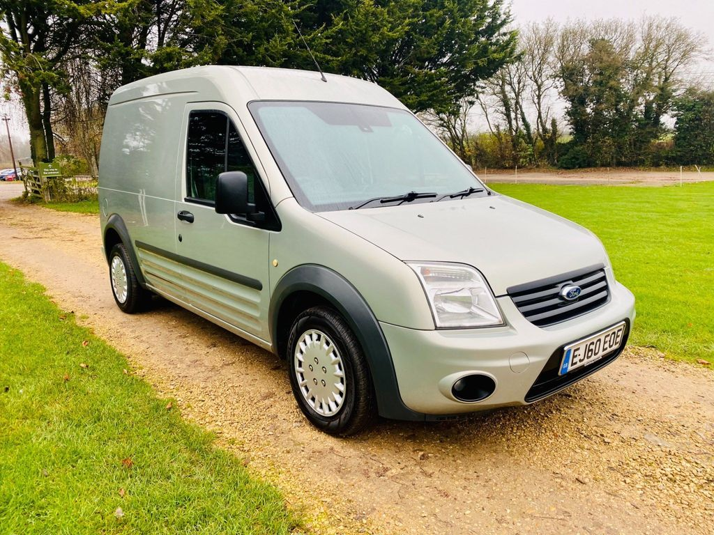 Ford Transit Connect Panel Van 1.8 TDCi T230 Trend H/Roof Panel Van LWB 4dr DPF