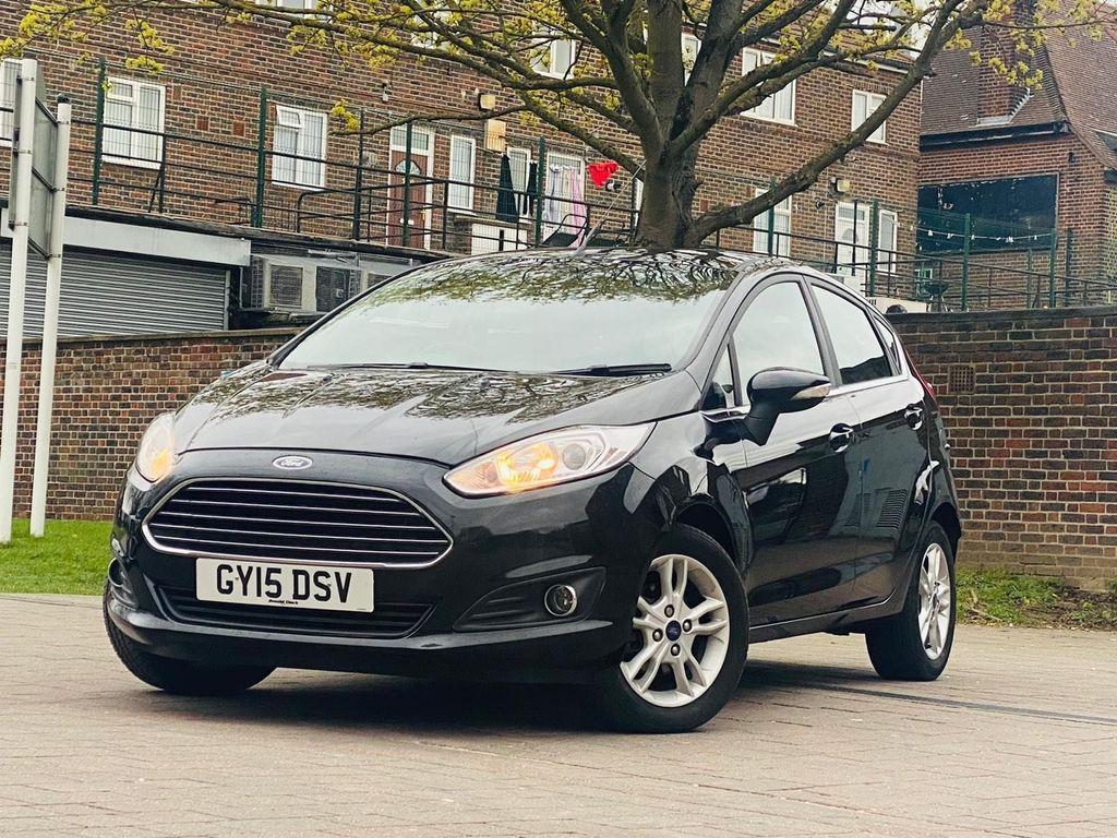 Ford Fiesta Hatchback 1.0 EcoBoost Zetec (s/s) 5dr (EU6)