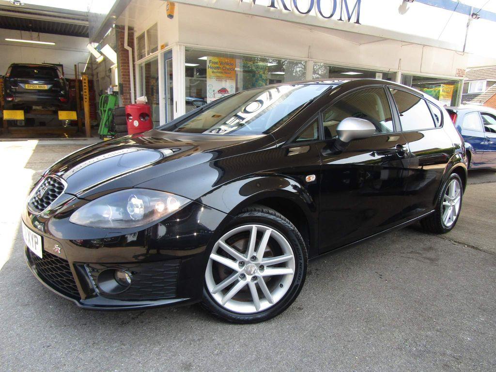 SEAT Leon Hatchback 2.0 TDI CR FR 5dr