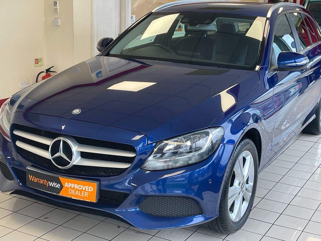 Mercedes-Benz C Class Estate 1.6 C200d SE Executive Edition G-Tronic+ (s/s) 5dr