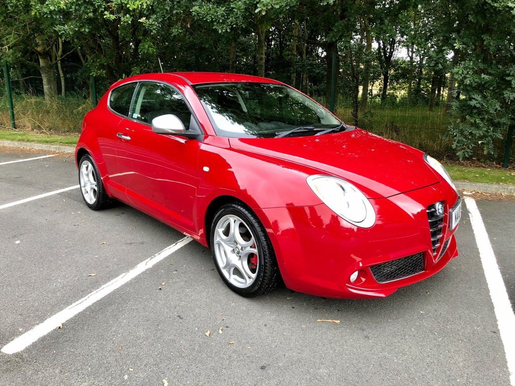Alfa Romeo MiTo Hatchback 1.4 TB MultiAir Veloce (s/s) 3dr
