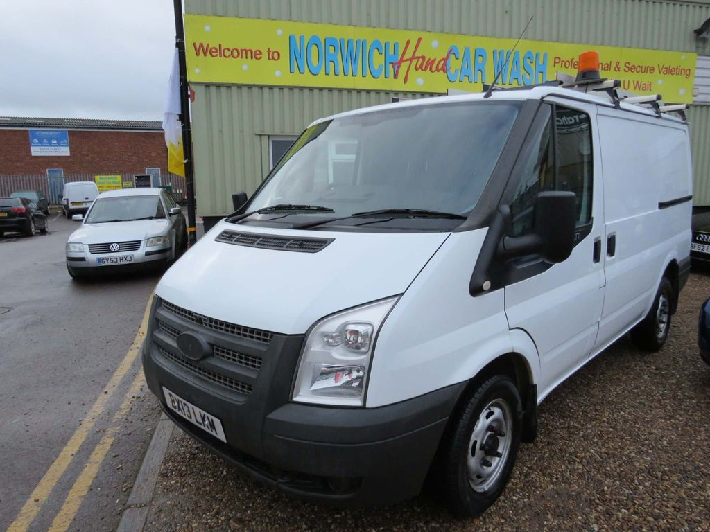 Ford Transit Panel Van DIESEL 2.2 TDCI 100ps T300 FWD PANEL VAN