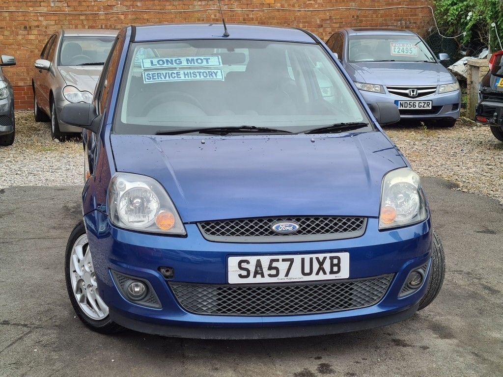 Ford Fiesta Hatchback Style Climate 1.3
