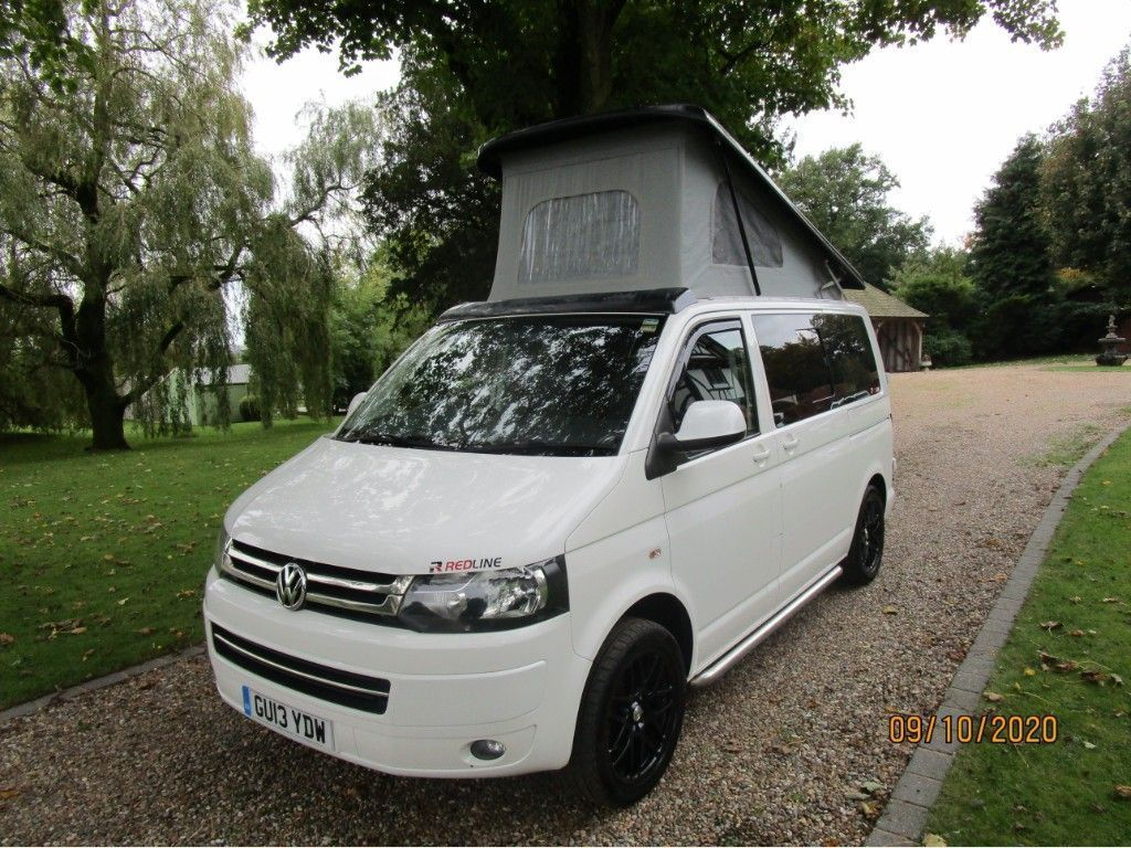 Volkswagen Transporter Campervan 2.0 TDI T30 Highline Panel Van 4dr Diesel Manual (SWB) (203 g/km, 138.08 bhp)