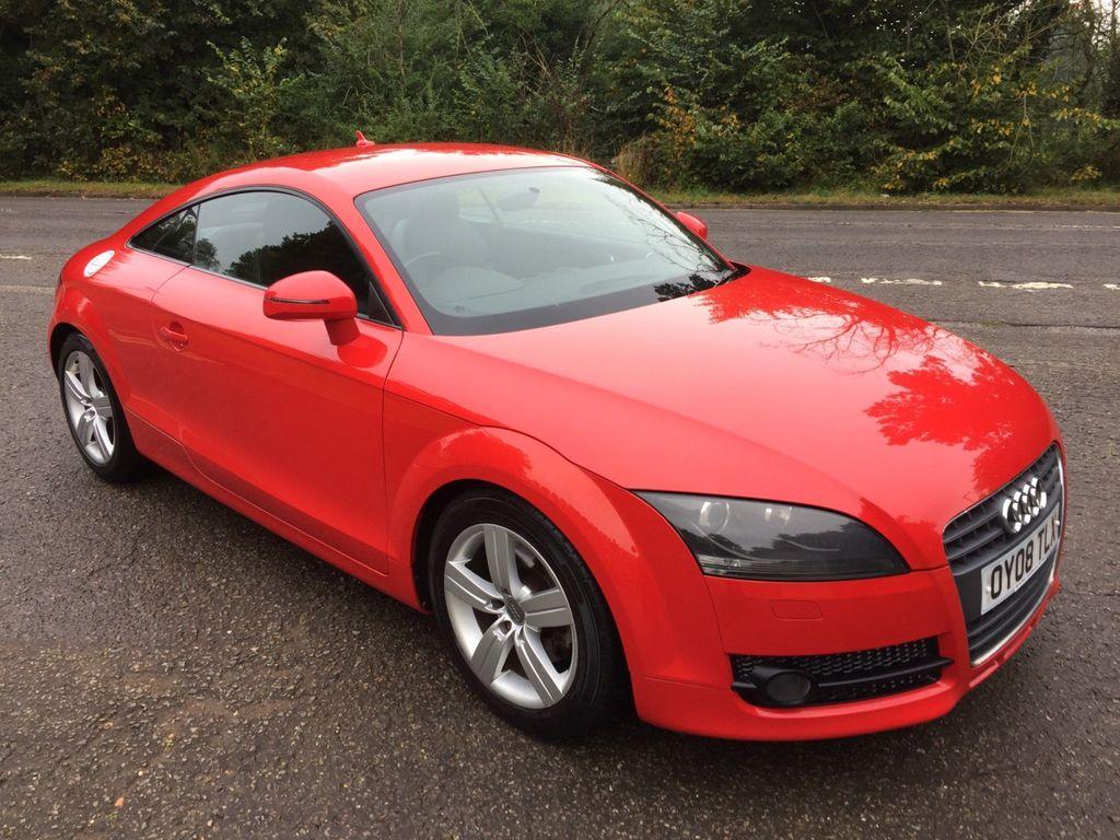 Audi TT Coupe 2.0 TFSI 3dr (Exclusive Line)