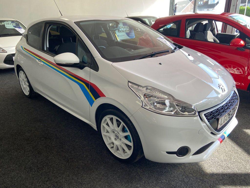 Peugeot 208 Hatchback 1.0 VTi PureTech Access+ 3dr