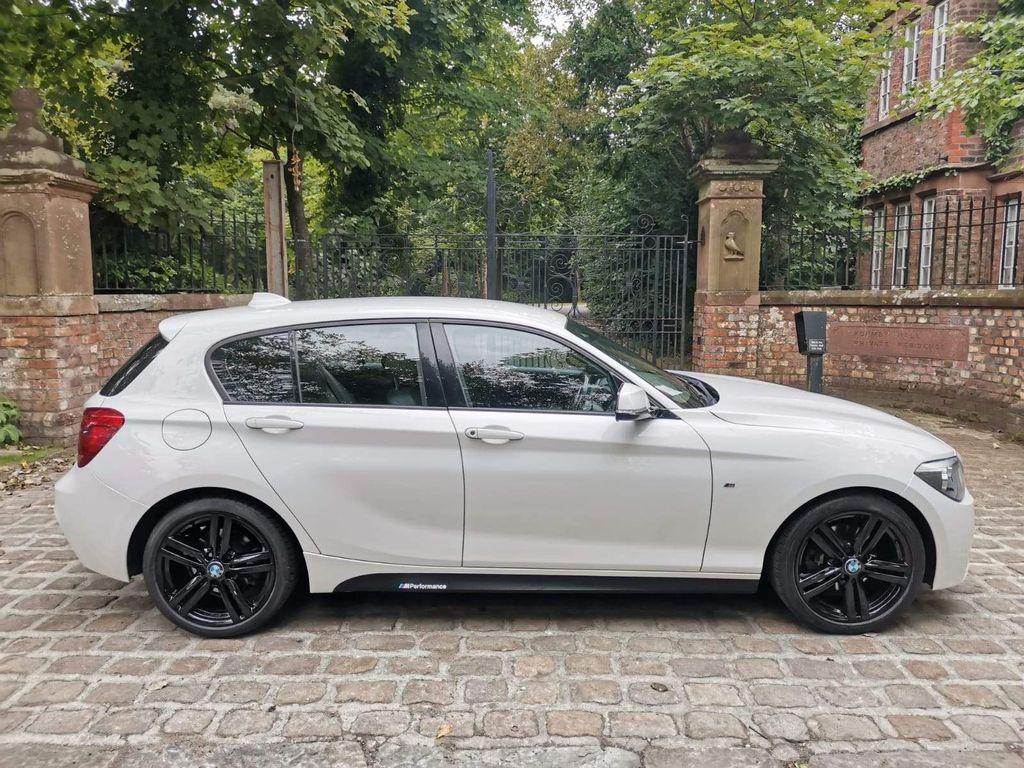 BMW 1 Series Hatchback 2.0 125d M Sport Sports Hatch (s/s) 5dr