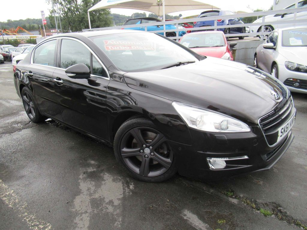 PEUGEOT 508 Saloon 2.2 HDi GT 4dr