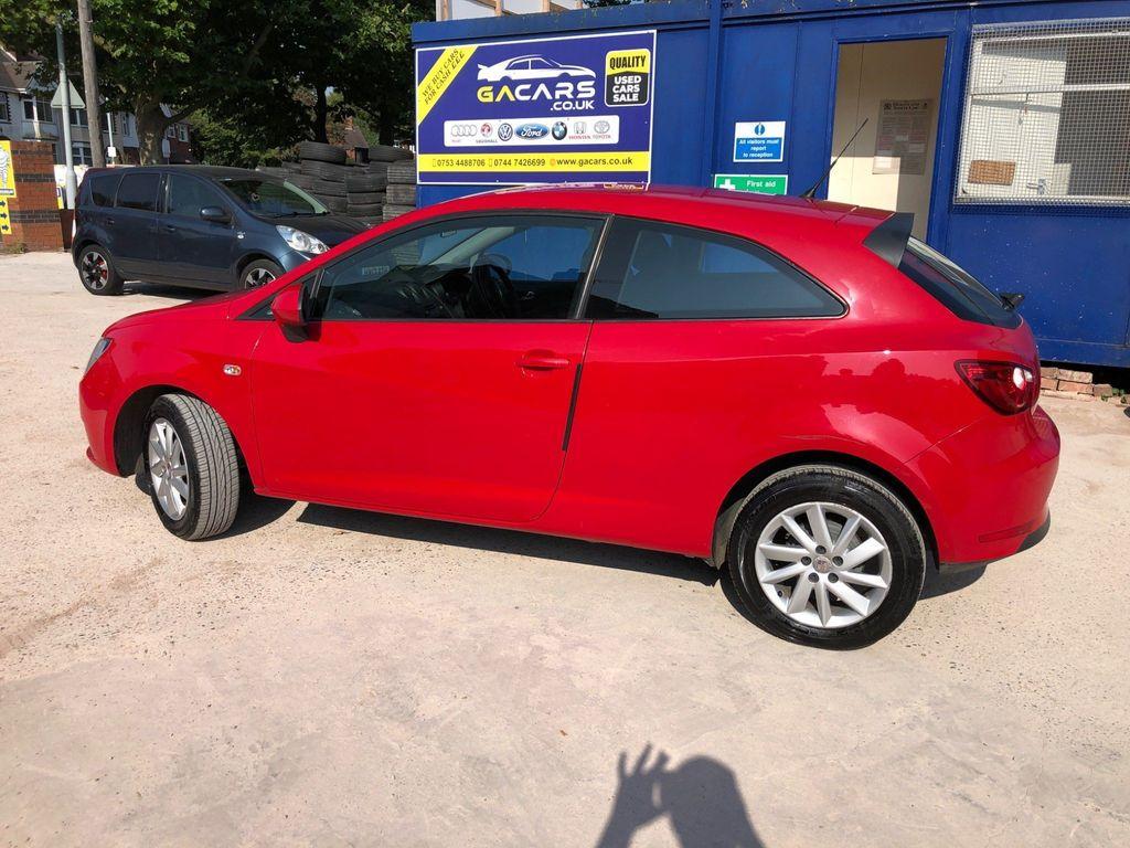 SEAT Ibiza Hatchback 1.2 TDI Ecomotive CR SE SportCoupe 3dr