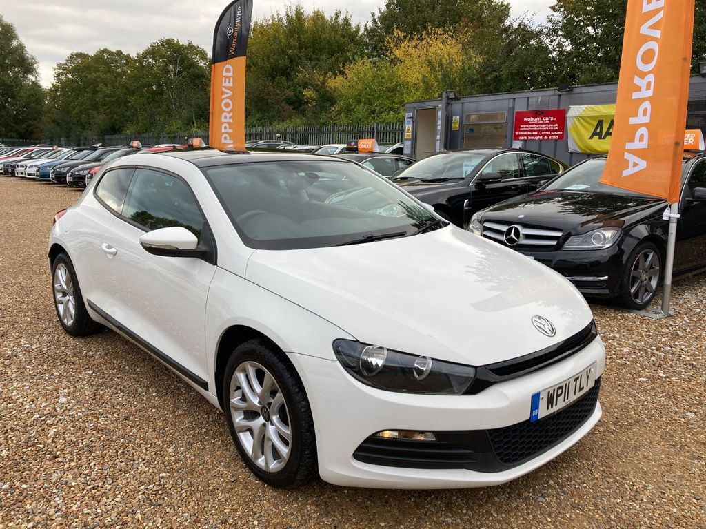 Volkswagen Scirocco Coupe 2.0 TDI 3dr