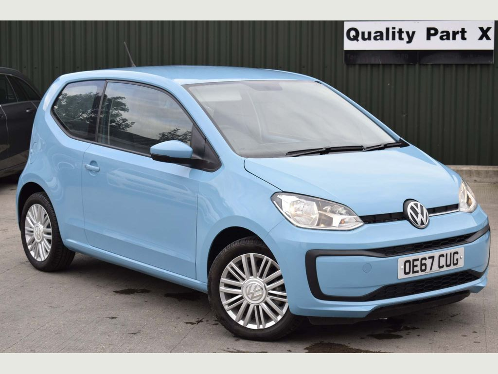 Volkswagen up! Hatchback 1.0 Move up! ASG (s/s) 3dr