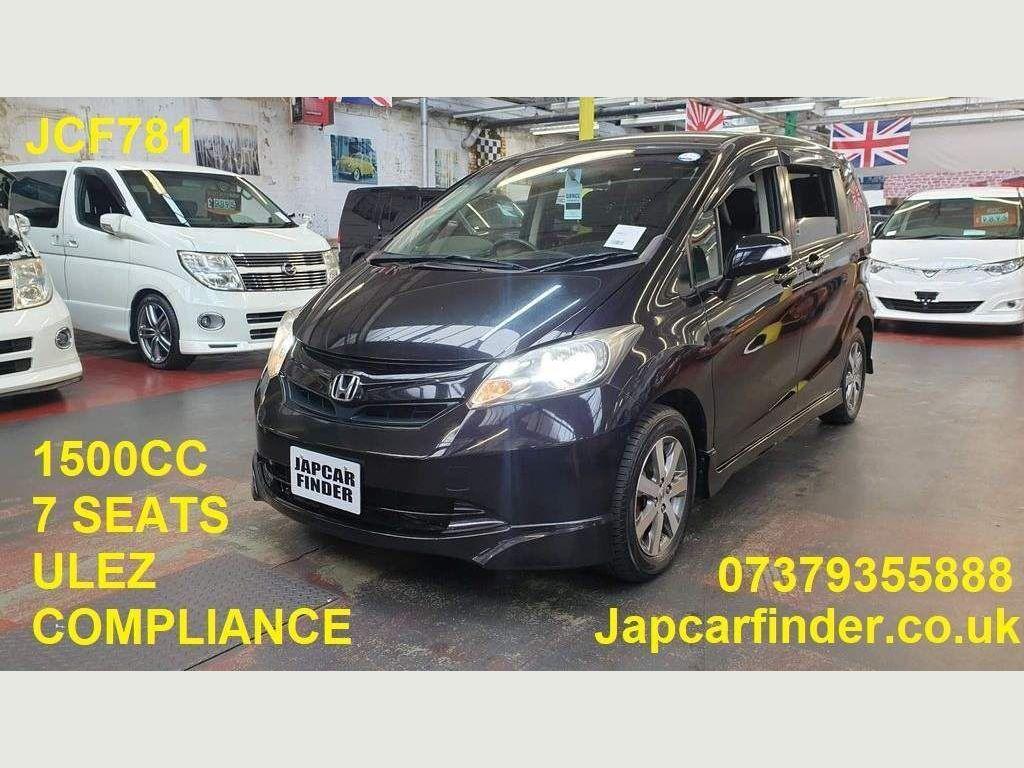 Honda Freed MPV 1.5 ULEZ COMPLIANCE 7 SEATER